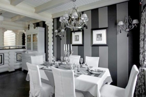 contemporary-dining-room-furniture-how-to-design-luxury-home-black-and-white-interior-ideas-style-Russia