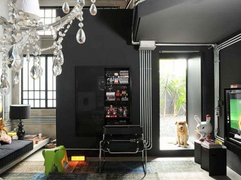Modern-Black-Interior-Design